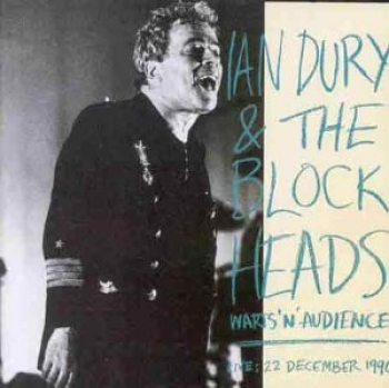 Dury, Ian & the Blockheads - Warts 'N' Audience - LP+7