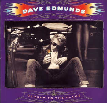 Edmunds, Dave - Closer To The Flame - LP