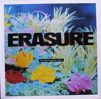 Erasure - Drama ! (Act 2) / Sweet, Sweet Baby (The Moo-Moo Mix) / Paradise - 12