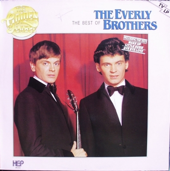 Everly Brothers, The - The Best Of Everly Brothers - LP