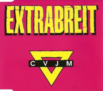 Extrabreit - CVJM (Radio-Mix) / Herion / (Scharff-Mix) / (Album-Mix) - MCD
