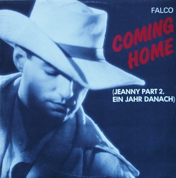Falco - Coming Home (Jeanny Part 2) / Crime Time - 12