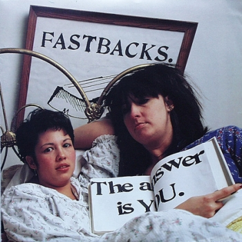 Fastbacks - The Answer Is You - 2x7