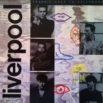 Frankie Goes To Hollywood - Liverpool - LP