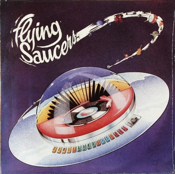 Flying Saucers, The - Some Like It Hot - LP