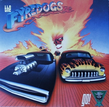 Fyredogs, The / Typhoon Motor Dudes - Go ! / One - Two - Three - Four - 10