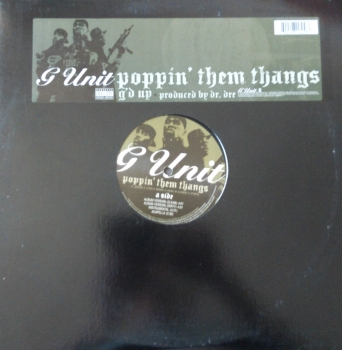 G-Unit - Poppin' Them Thangs - 12