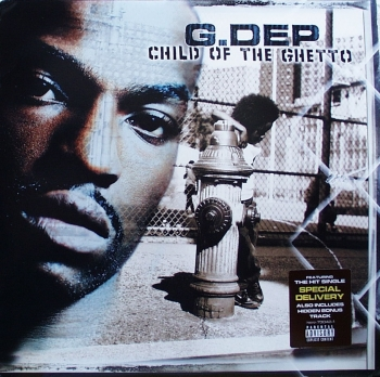 G. Dep - Child Of The Ghetto - 2xLP