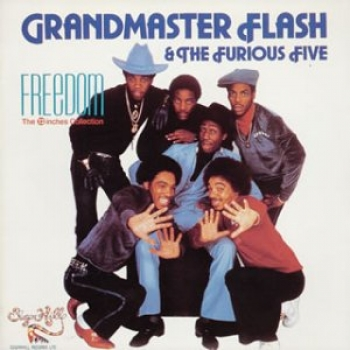 Grandmaster Flash & The Furious Five - Freedom - The 12 Inch Collection - CD