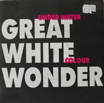 Great White Wonder - Under Water Colour - 7