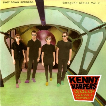 Kenny Harpers / Los Cacahuetes - Teenpunk Series Vol. 2 - 7