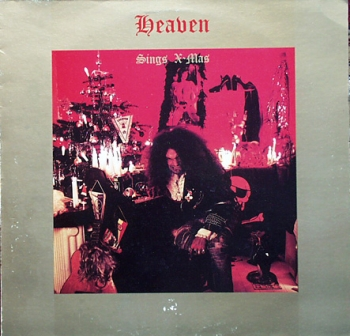 Heaven - Sings X-Mas - LP