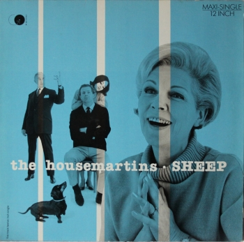 Housemartins, The - Sheep / I'll Be Your Shelter / Drop Down Dead / Anxious / People Get Ready - 12