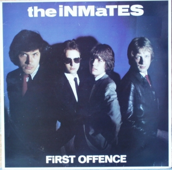 Inmates, The - First Offence - LP
