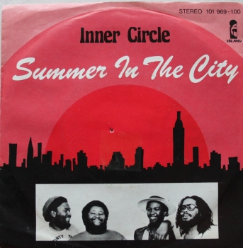 Inner Circle - Summer in The City / We Come To Rock You - 7