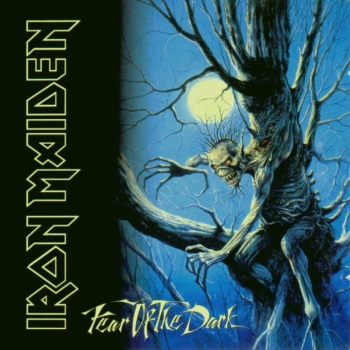 Iron Maiden - Fear Of The Dark - CD