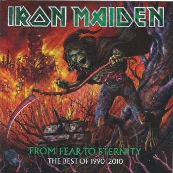 Iron Maiden - From Fear To Eternity - 2CD