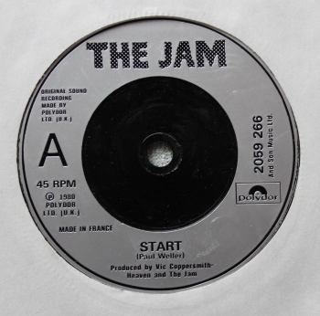 Jam, The - Start / Liza Radley - 7