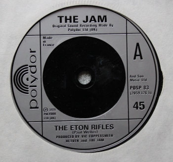 Jam, The - Eaton Rifles / See Saw - 7