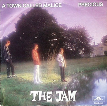 Jam, The - Town Called Malice  /  Precious - 7