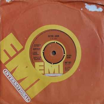 Jilted John - Jilted John / Going Steady - 7