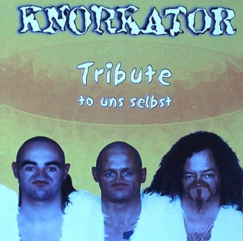 Knorkator - Tribute To Uns Selbst - CD