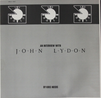 Lydon, John - An Interview With John Lydon - LP