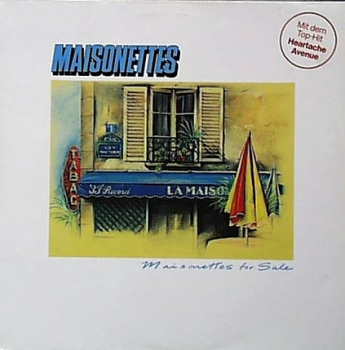 Maisonettes, The - Maisonettes For Sales - LP