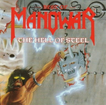 Manowar - The Hell Of Steel - CD