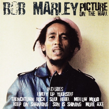 Marley, Bob & The Wailers - Picture On The Wall - CD
