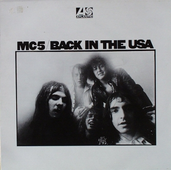 MC 5 - Back In The USA - LP