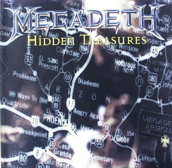 Megadeth - Hidden Treasures - CD