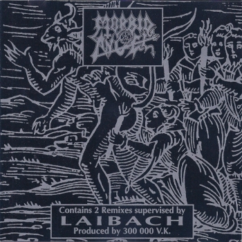 Morbid Angel - Laibach Remixes - MCD