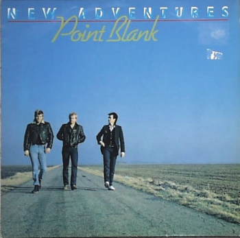 New Adventures - Point Blank - LP