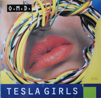 O.M.D. - Tesla Girls / Garden City / Telegraph (Live) - 12