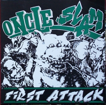 Oncle Slam - First Attack - LP