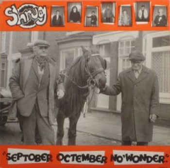 Shrug - Septober Octember No' Wonder - LP