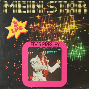 Presley, Elvis - Mein Star - 3LP