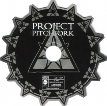 Project Pitchfork - I Live Your Dream - MCD