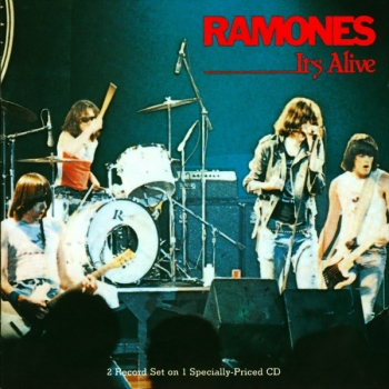 Ramones - It's Alive - CD