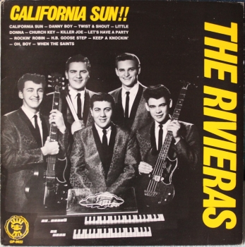 Rivieras, The - California Sun !! - LP