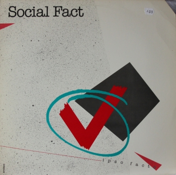Social Fact - Ipso Fact - LP