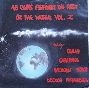 Various Artists - 16 Guys Against The Rest Of The World Vol.I - 7