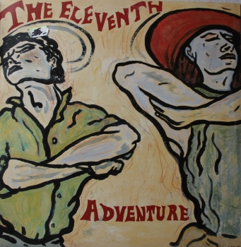 Various Artists - The Eleventh Adventure - LP