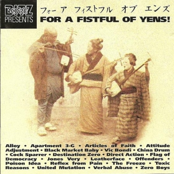 Various Artists - For A Fistful Of Yens ! - CD
