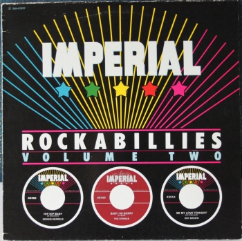 Various Artists - Imperial - Rockabillies - Volume Two - LP