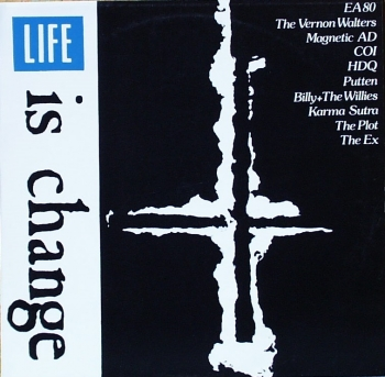 Various Artists - Life Is Change - LP