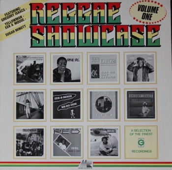 Various Artists - Reggae Showcase - LP
