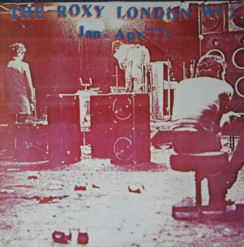 Various Artists - The Roxy London WC 2 - LP