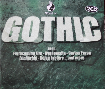 Various Artists - The World Of Gothic - 2xCD